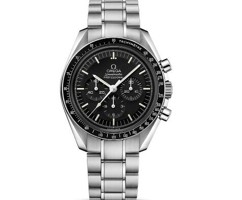 The Omega Speedmaster has attracted lots of modern men with the legendary story.