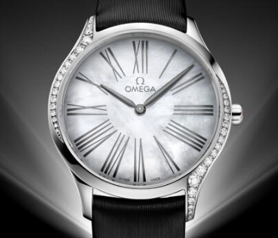 Mother-Of-Pearl Dial Fake Omega